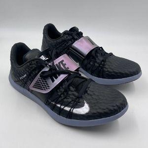 Nike Zoom Elite TJ Black 705394-003, Men's Size 10